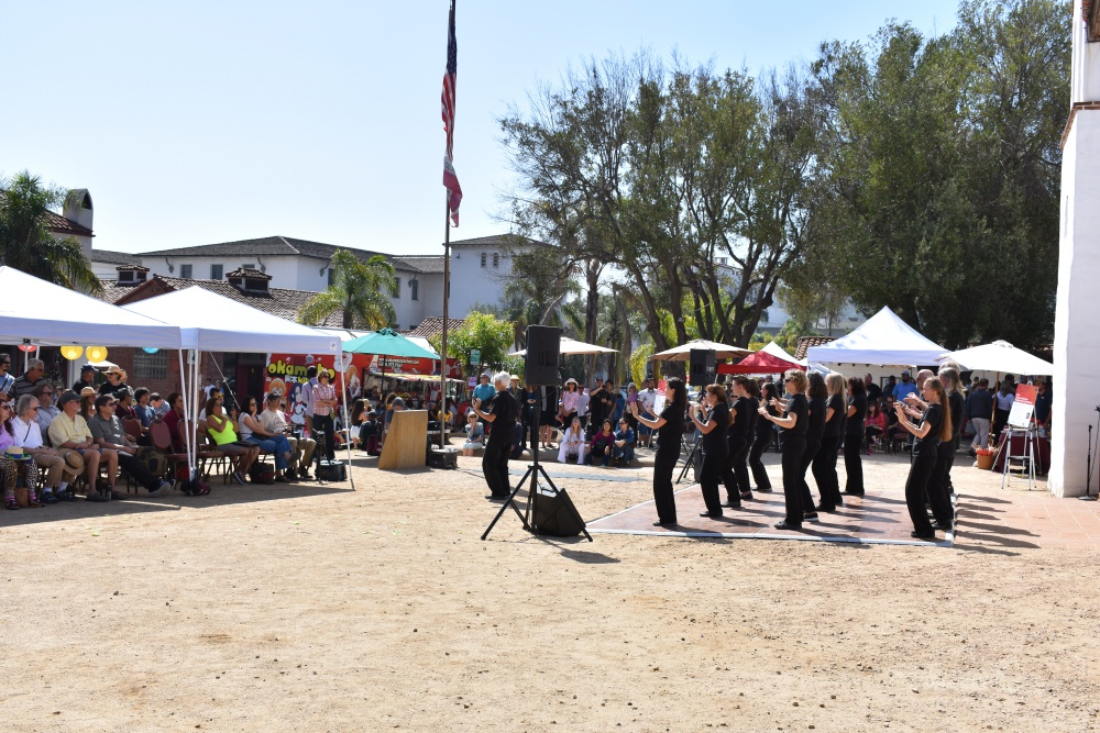 Hundreds of visitors attended the eighth annual Asian American Neighborhood Festival on Sunday.