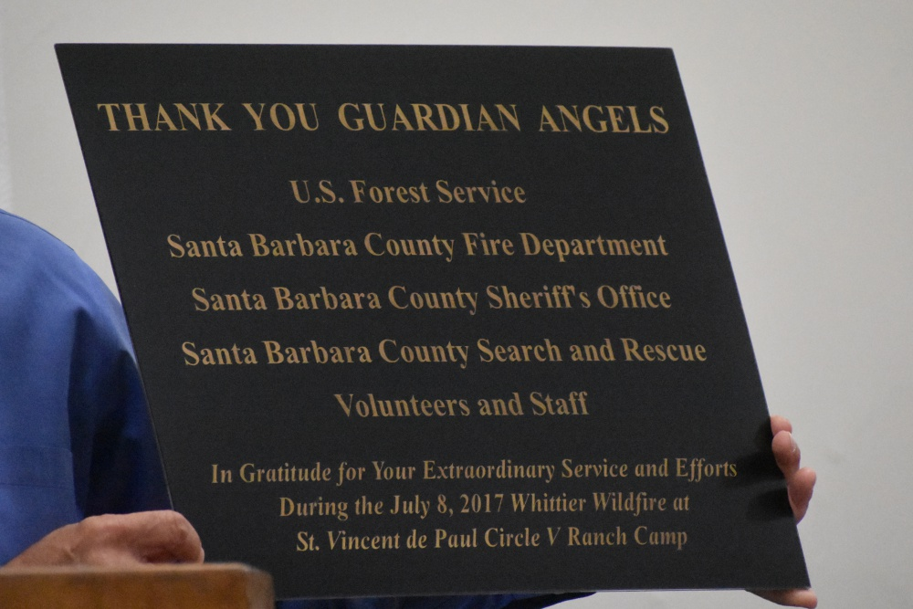 Circle V Ranch Camp Recognizes Many of Its Guardian Angels