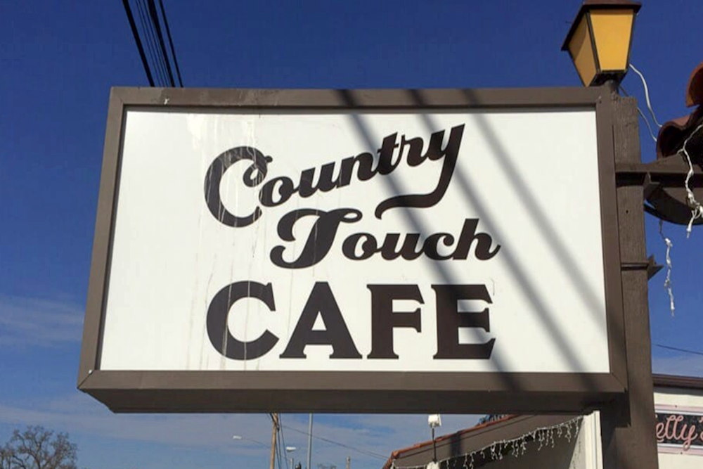 Take on a morning feast at the Country Touch Café in Atascadero. (Donna Polizzi photo)