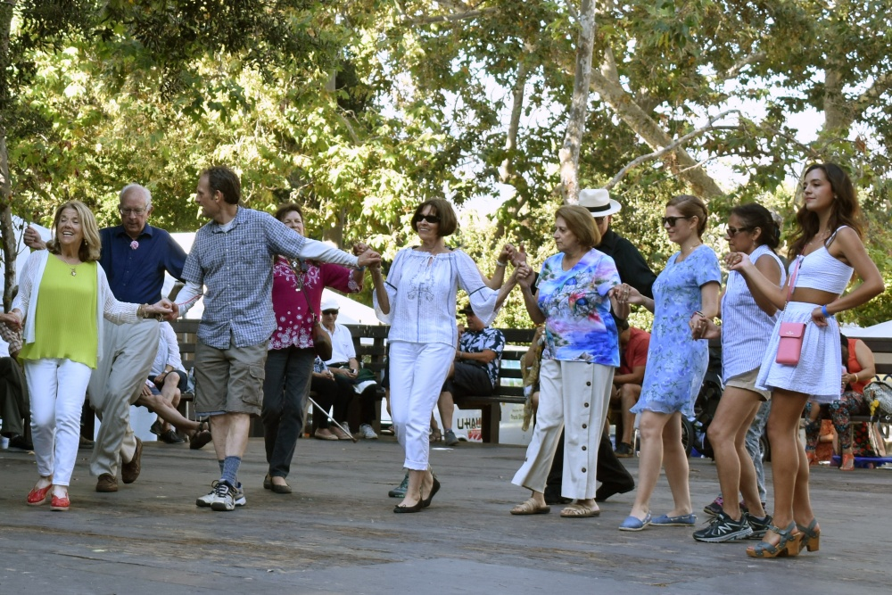 Greek Festival Shares a Taste of Greece with Music, Dancing