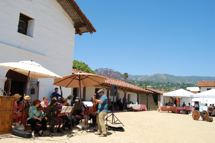 Santa Barbara was founded in 1782.