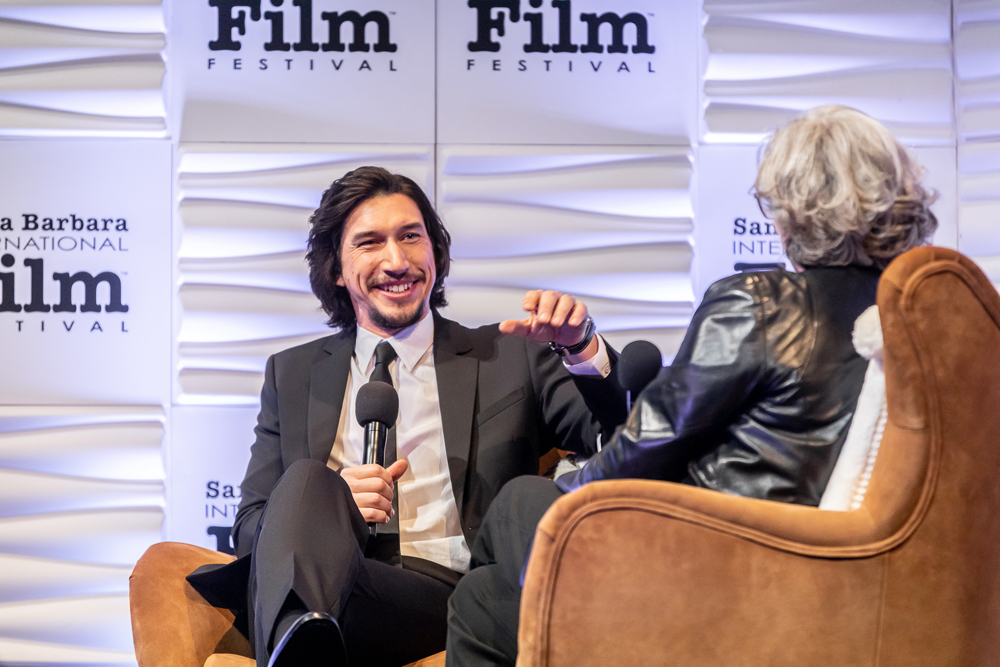 SBIFF and Adam Driver