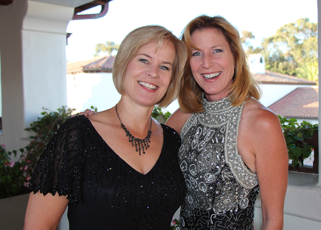 Sisters Kelly Jensen and Julie Schwart.
