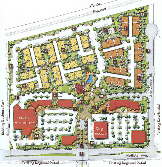 Camino Real Apartments: Goleta Gets A Look At Westar Proposal Near Camino Real